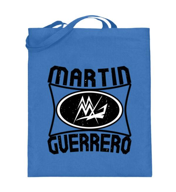Martin Guerrero Oval - Jutebeutel (mit langen Henkeln)-5739