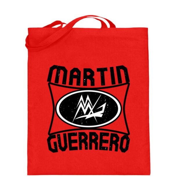 Martin Guerrero Oval - Jutebeutel (mit langen Henkeln)-5761