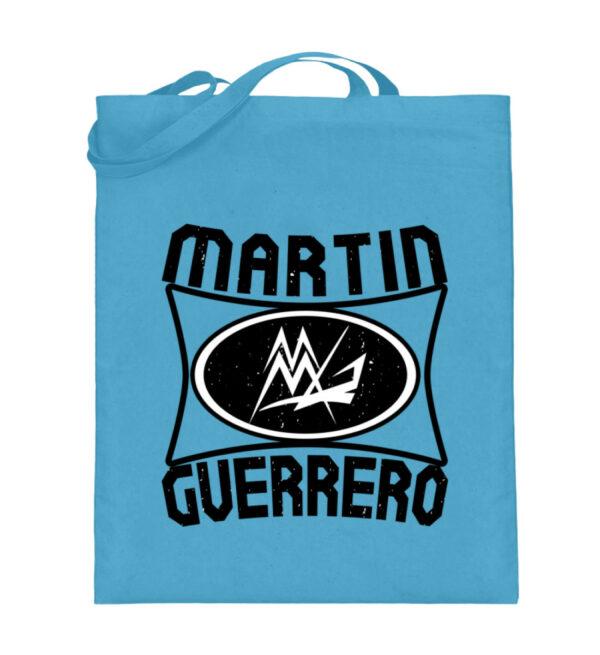 Martin Guerrero Oval - Jutebeutel (mit langen Henkeln)-5745
