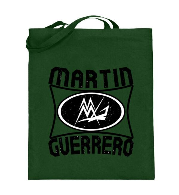 Martin Guerrero Oval - Jutebeutel (mit langen Henkeln)-5741