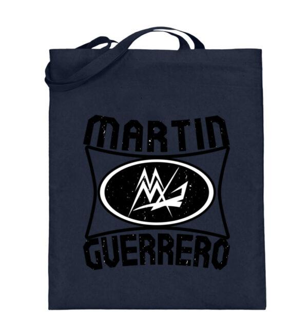 Martin Guerrero Oval - Jutebeutel (mit langen Henkeln)-5743