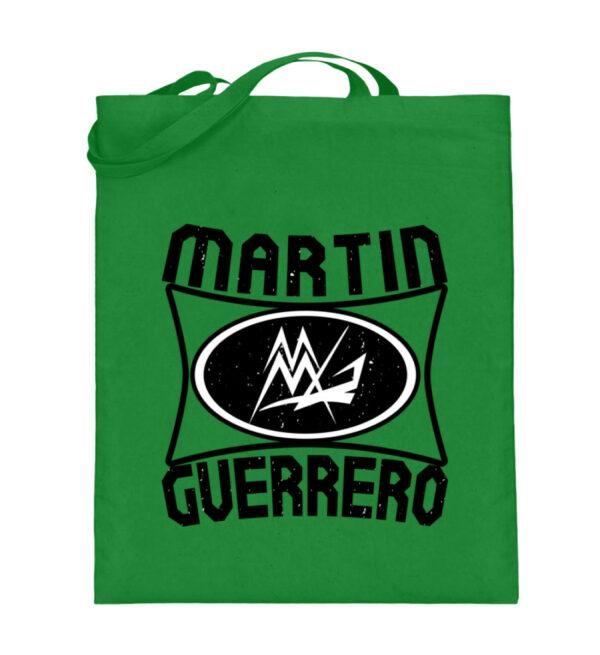 Martin Guerrero Oval - Jutebeutel (mit langen Henkeln)-5747