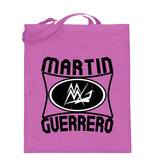 Martin Guerrero Oval - Jutebeutel (mit langen Henkeln)-5759