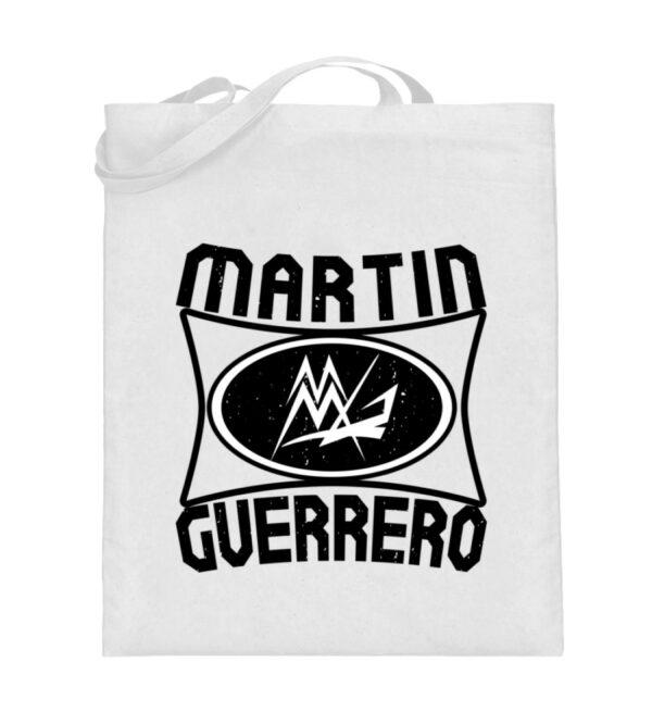 Martin Guerrero Oval - Jutebeutel (mit langen Henkeln)-3