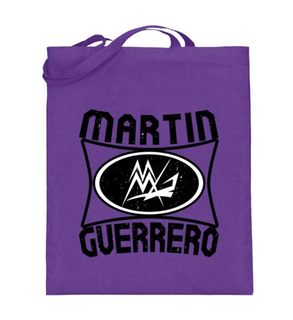Martin Guerrero Oval - Jutebeutel (mit langen Henkeln)-5763