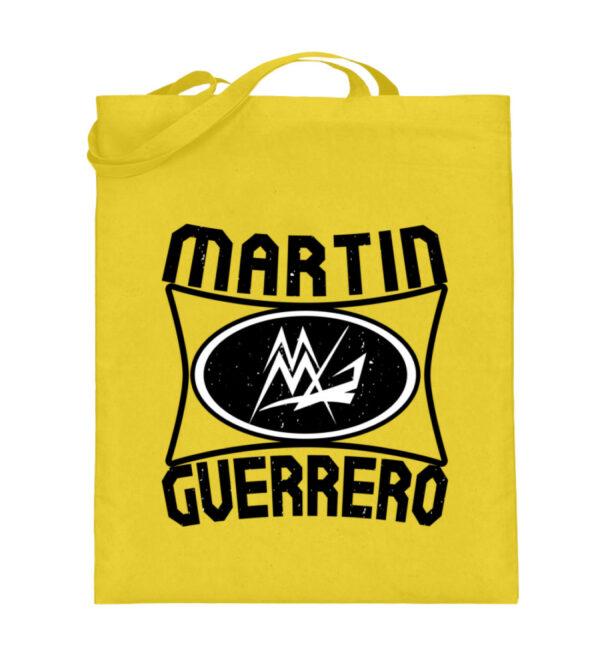 Martin Guerrero Oval - Jutebeutel (mit langen Henkeln)-5766