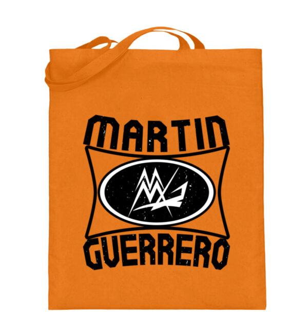 Martin Guerrero Oval - Jutebeutel (mit langen Henkeln)-5757