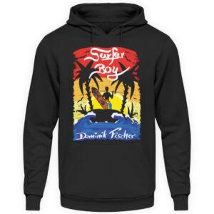 Dominik Fischer Surfer Hoodie - Unisex Kapuzenpullover Hoodie-1624