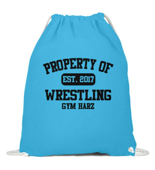 Property Wrestling Gym Gymsac - Baumwoll Gymsac-6242