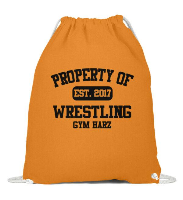 Property Wrestling Gym Gymsac - Baumwoll Gymsac-20