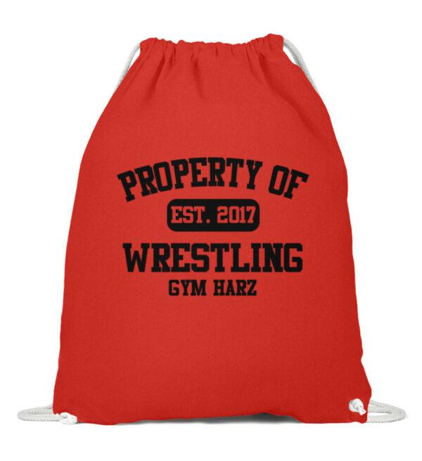 Property Wrestling Gym Gymsac - Baumwoll Gymsac-6230