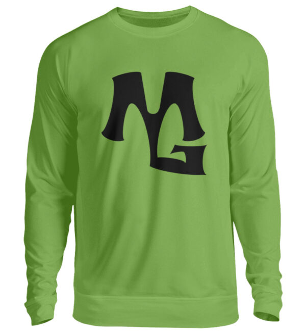 MG Muscle Sweatshirt - Unisex Pullover-1646