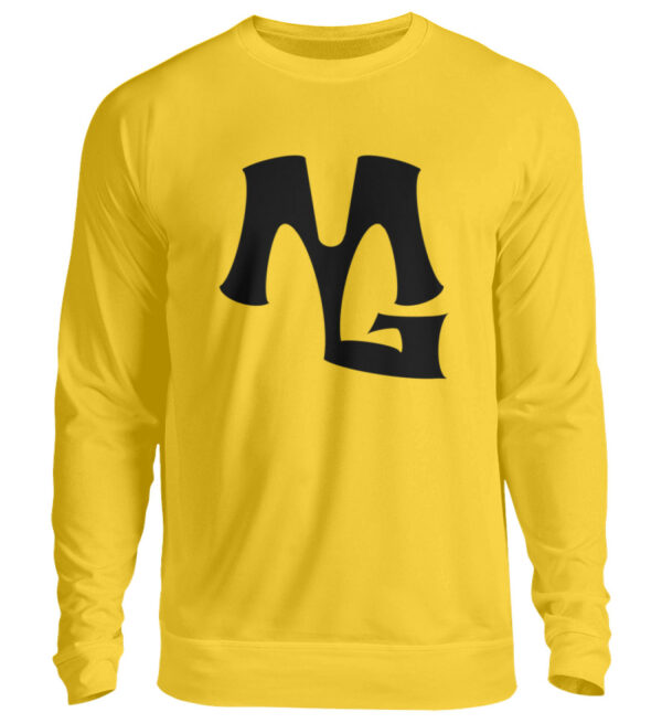 MG Muscle Sweatshirt - Unisex Pullover-1774