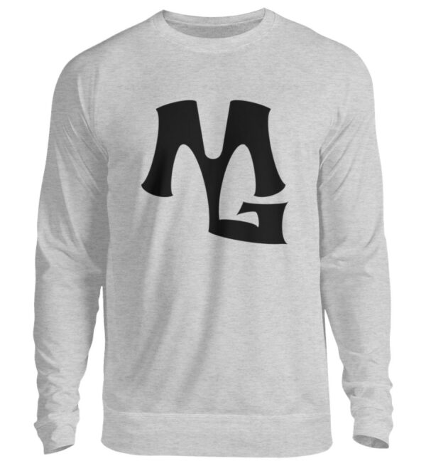 MG Muscle Sweatshirt - Unisex Pullover-17