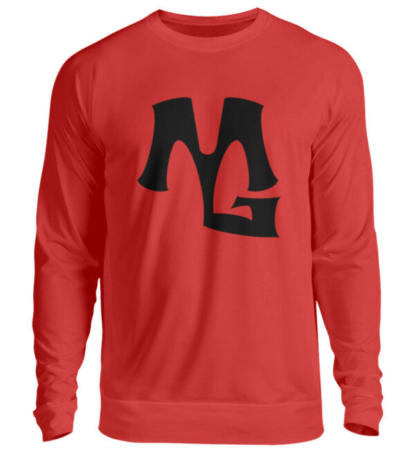 MG Muscle Sweatshirt - Unisex Pullover-1565