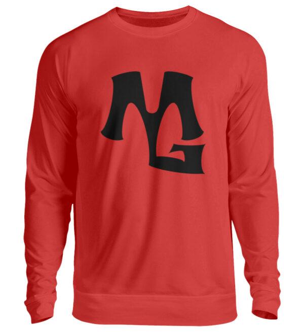 MG Muscle Sweatshirt - Unisex Pullover-1565
