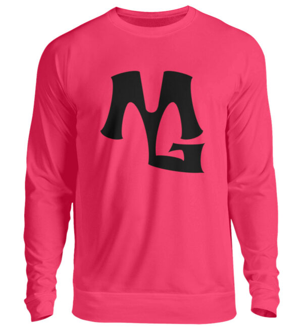 MG Muscle Sweatshirt - Unisex Pullover-1610