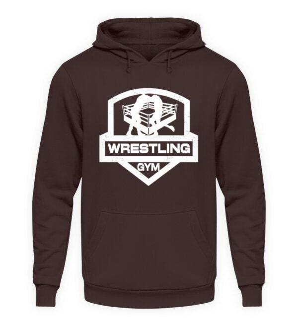 Wrestling Gym Hoodie - Unisex Kapuzenpullover Hoodie-1604