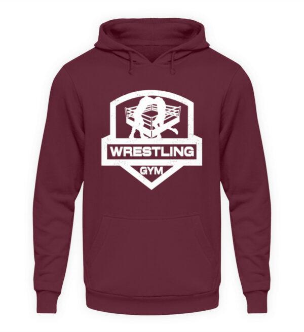 Wrestling Gym Hoodie - Unisex Kapuzenpullover Hoodie-839