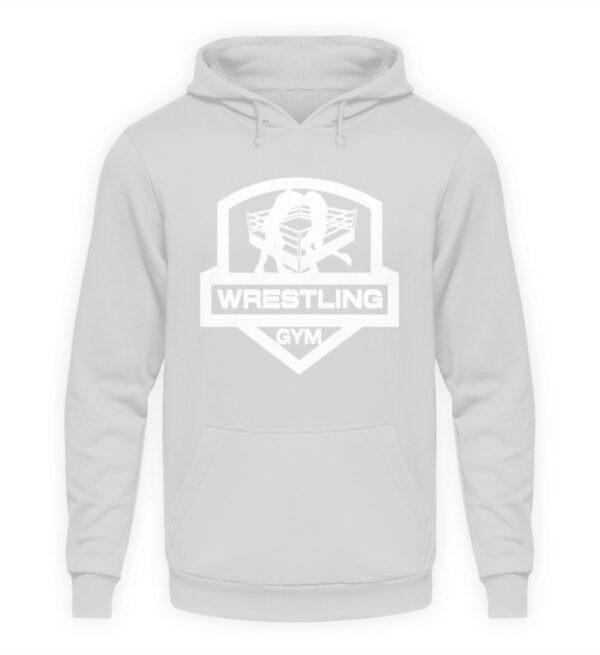 Wrestling Gym Hoodie - Unisex Kapuzenpullover Hoodie-23
