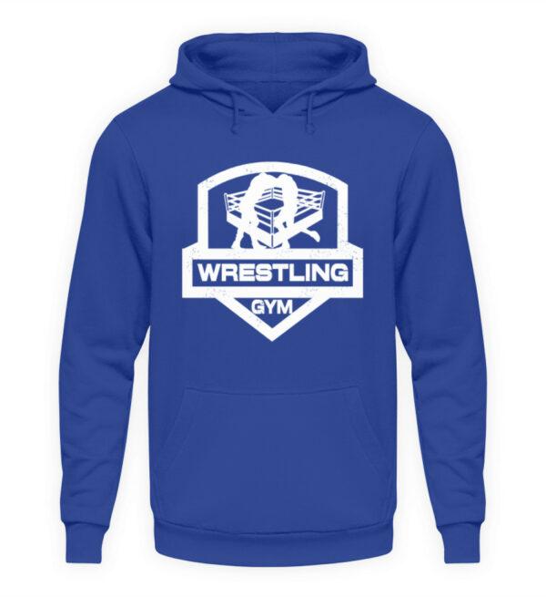 Wrestling Gym Hoodie - Unisex Kapuzenpullover Hoodie-668