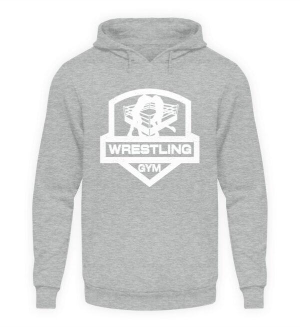 Wrestling Gym Hoodie - Unisex Kapuzenpullover Hoodie-6807
