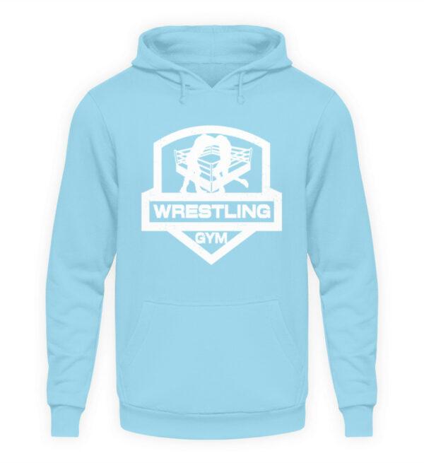 Wrestling Gym Hoodie - Unisex Kapuzenpullover Hoodie-674