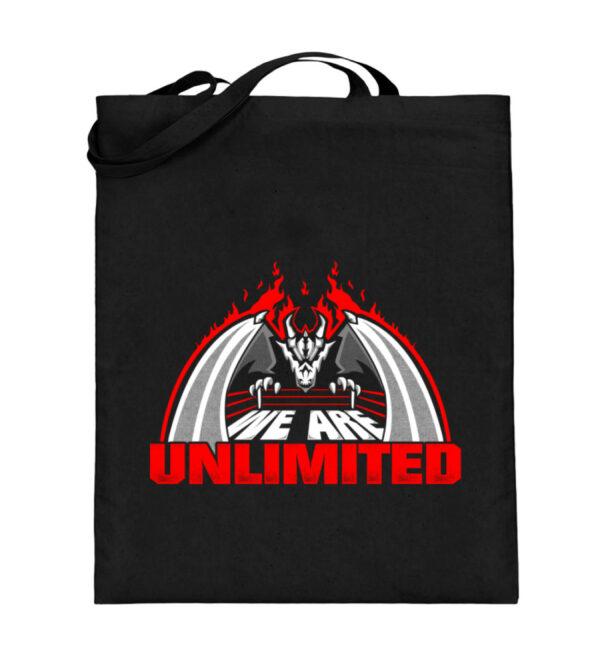 Unlimited Dragon Beutel - Jutebeutel (mit langen Henkeln)-16