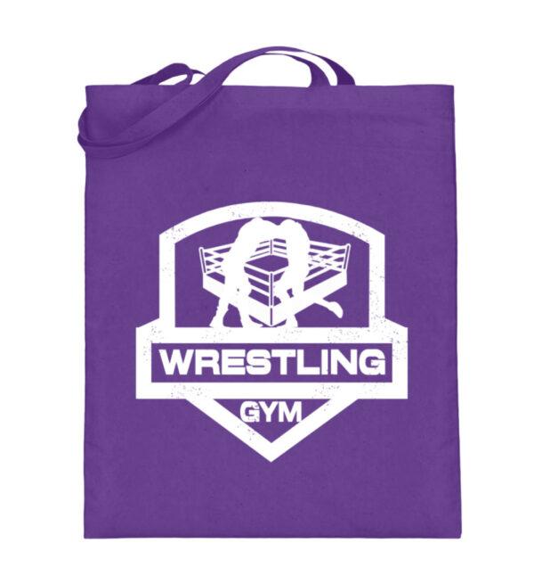Wrestling Gym Beutel - Jutebeutel (mit langen Henkeln)-5763