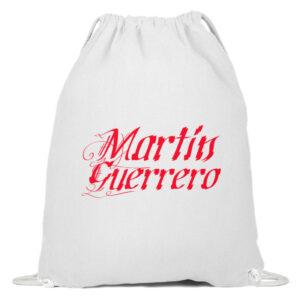 Martin Guerrero Latino - Baumwoll Gymsac-3