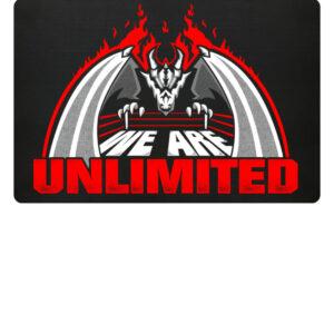Unlimited Dragon Fußmatte - Fußmatte-16