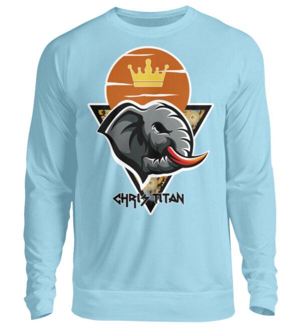 Chris Titan Sweatshirt - Unisex Pullover-674