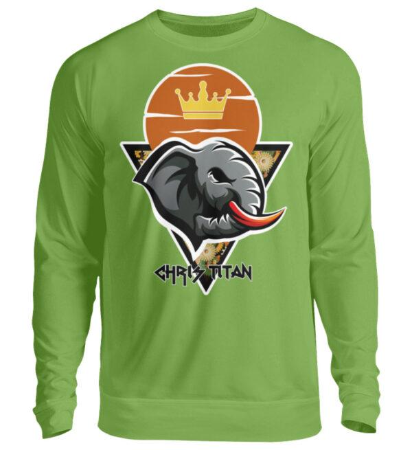 Chris Titan Sweatshirt - Unisex Pullover-1646