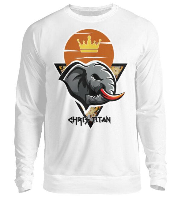 Chris Titan Sweatshirt - Unisex Pullover-1478
