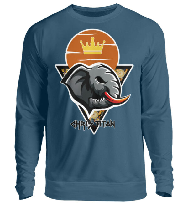 Chris Titan Sweatshirt - Unisex Pullover-1461