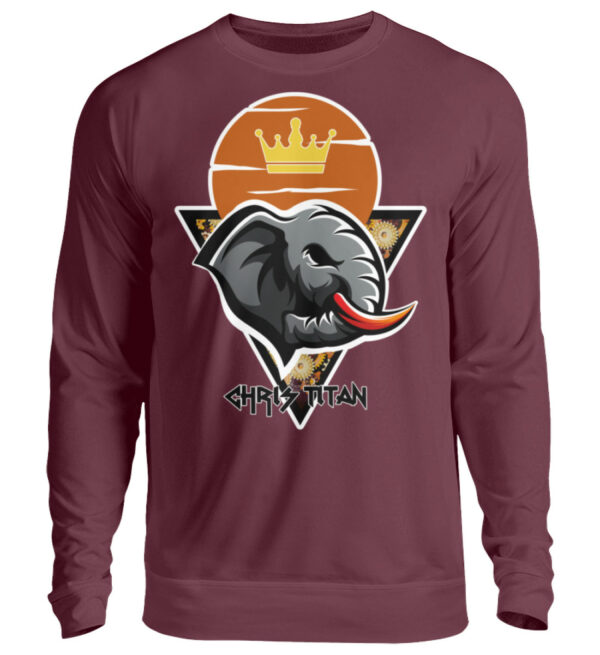 Chris Titan Sweatshirt - Unisex Pullover-839