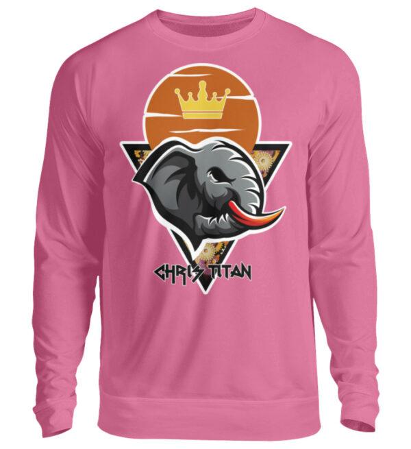 Chris Titan Sweatshirt - Unisex Pullover-1521