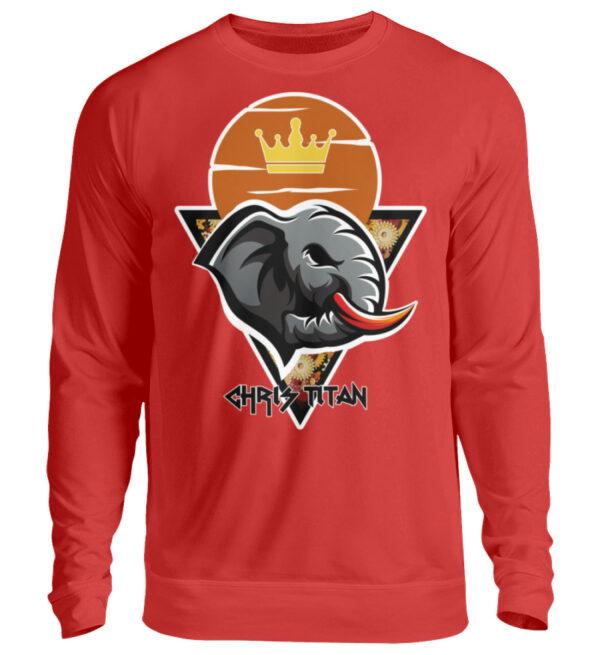 Chris Titan Sweatshirt - Unisex Pullover-1565