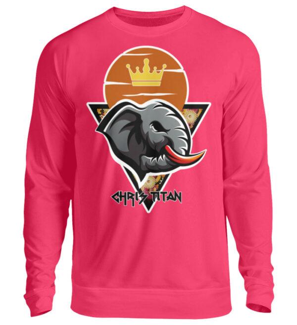 Chris Titan Sweatshirt - Unisex Pullover-1610