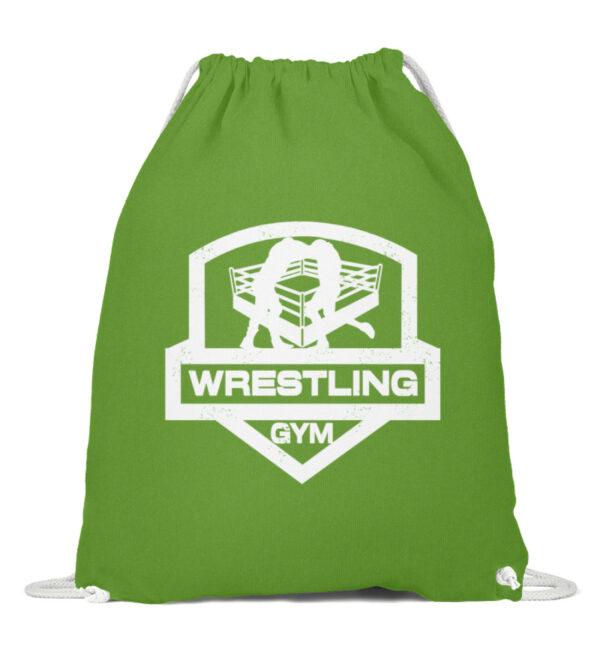 Wrestling Gym - Baumwoll Gymsac-1646