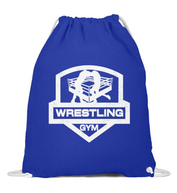 Wrestling Gym - Baumwoll Gymsac-6232
