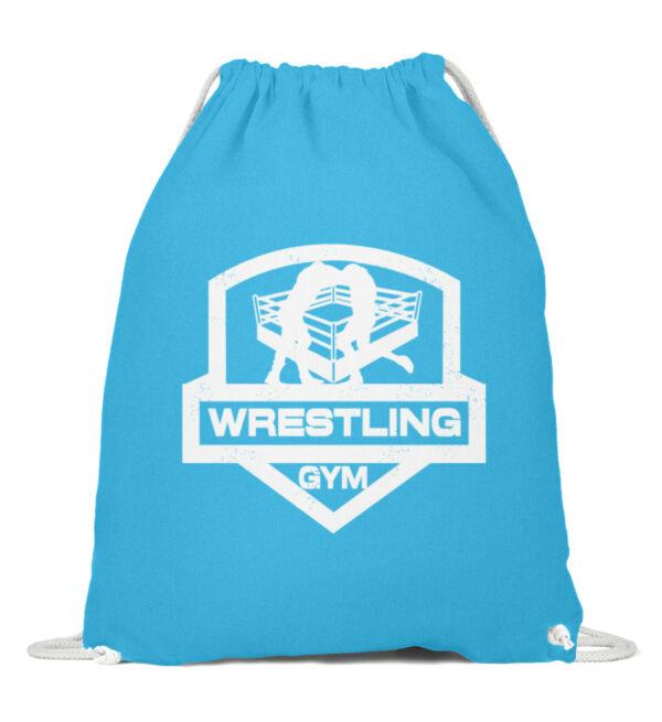 Wrestling Gym - Baumwoll Gymsac-6242