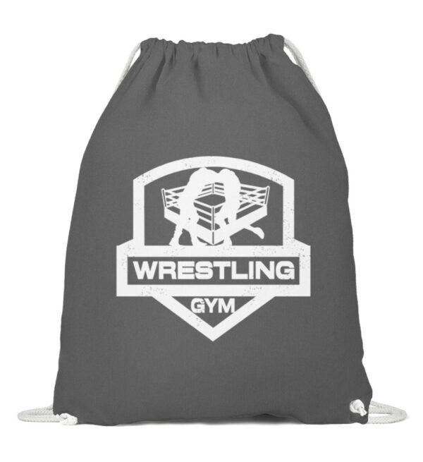 Wrestling Gym - Baumwoll Gymsac-6760