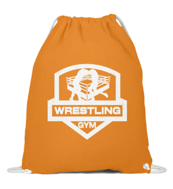 Wrestling Gym - Baumwoll Gymsac-20