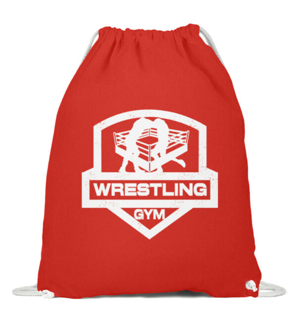 Wrestling Gym - Baumwoll Gymsac-6230