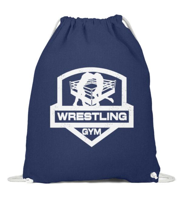 Wrestling Gym - Baumwoll Gymsac-6057