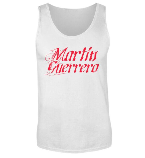 Martin Guerrero Latino Tanktop - Herren Tanktop-3