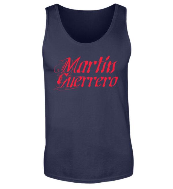 Martin Guerrero Latino Tanktop - Herren Tanktop-198