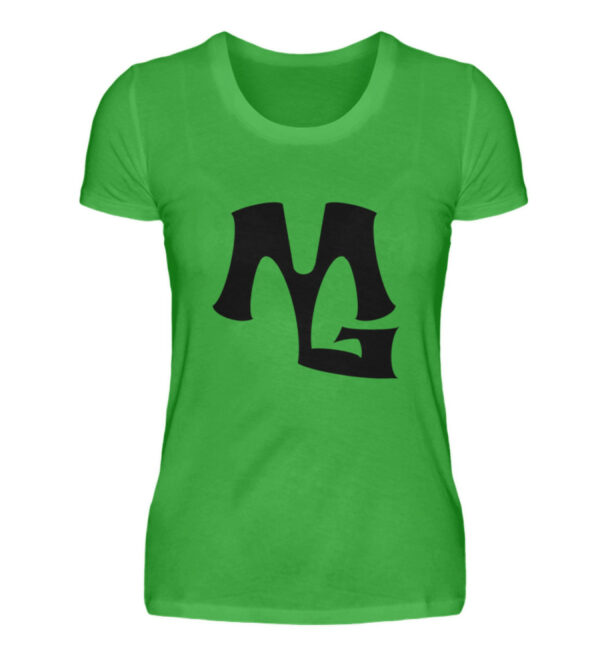 MG Muscle - Damenshirt-2468