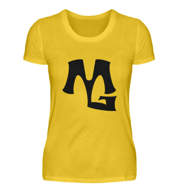 MG Muscle - Damenshirt-3201